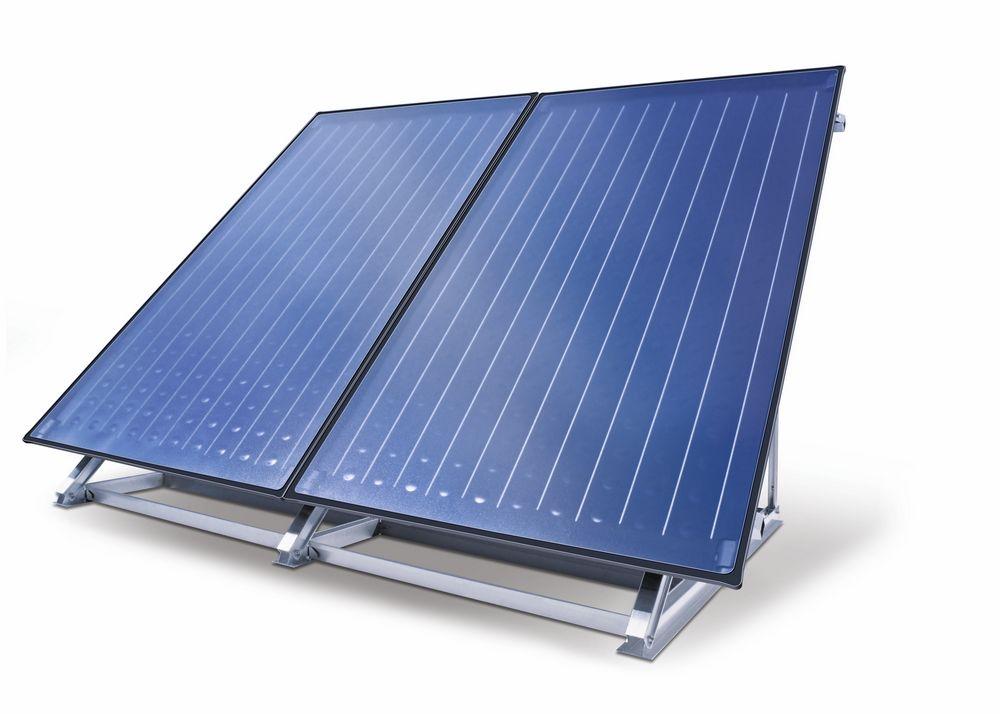 Плоский солнечный коллектор вертикального монтажа Bosch FKC-2S