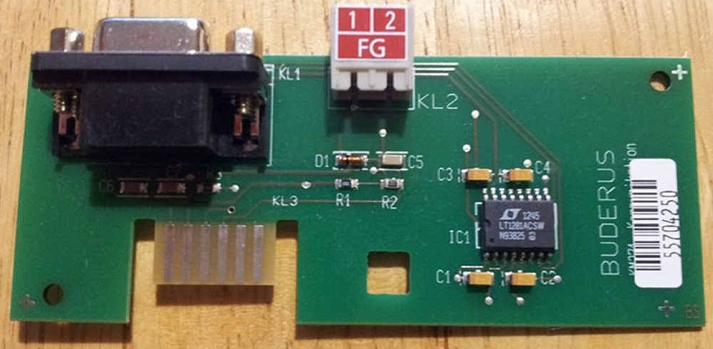 Функциональный модуль Buderus Logamatic KM271