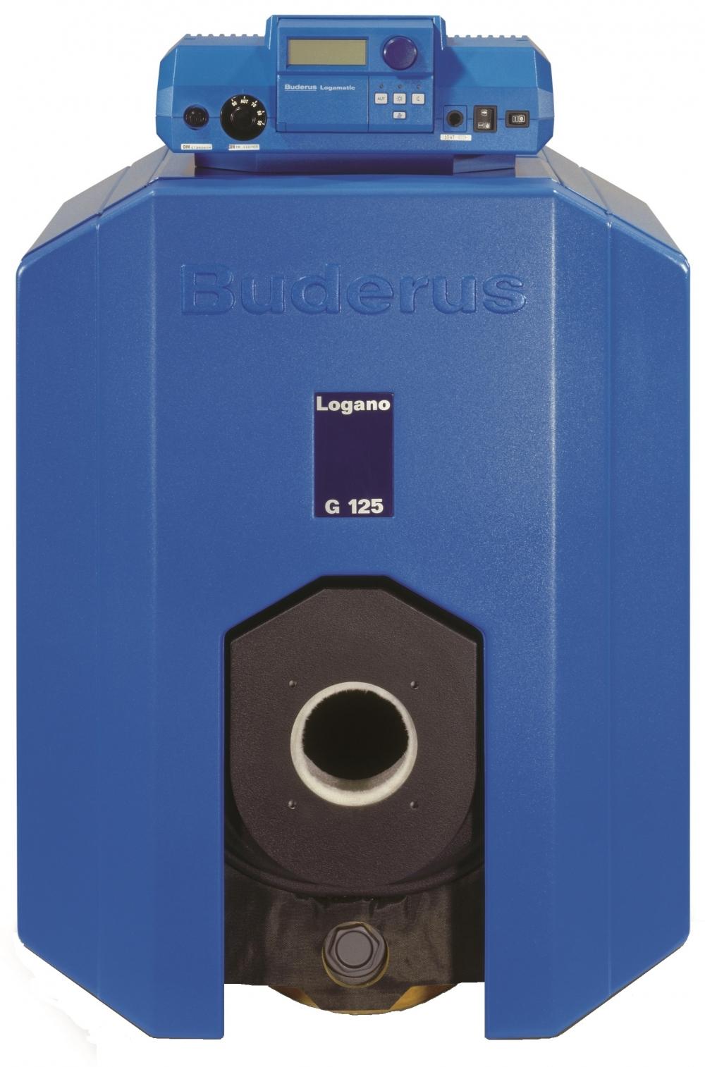 Универсальный котел Buderus Logano G125WS-25