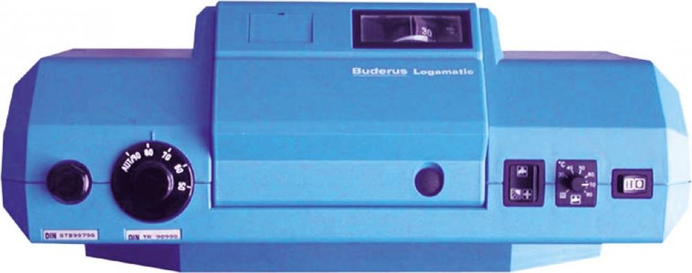 Система управления Buderus Logamatic 2109