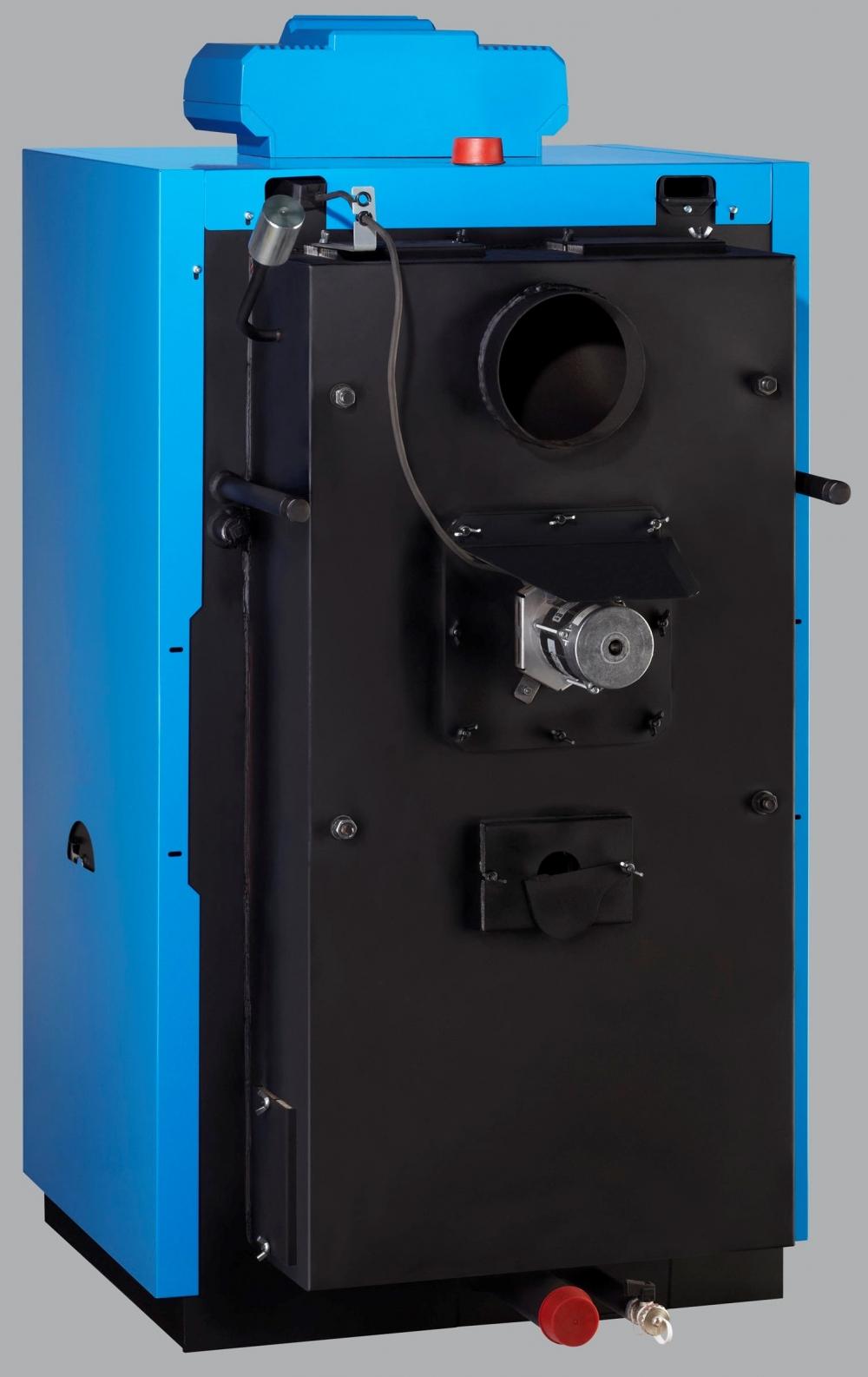 Твердотопливный газогенераторный котел Buderus Logano S121-2 21 (снимается с производства)