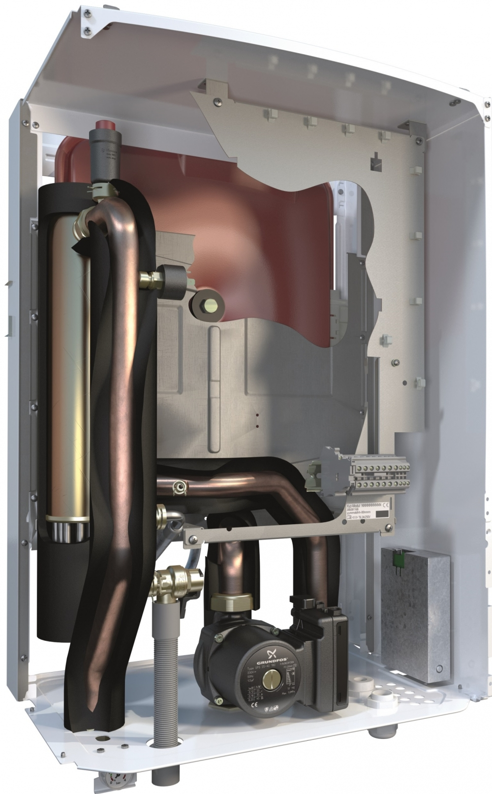 Воздушный тепловой насос Bosch Compress 6000 AWB 13-17