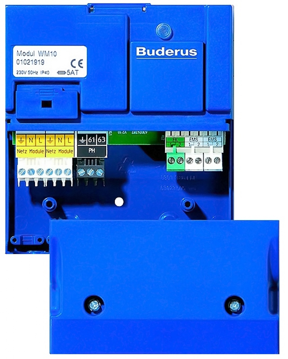 Функциональный модуль Buderus Logamatic WM10