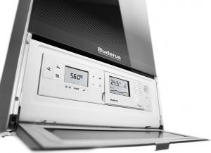 Газовый конденсационный настенный котел Buderus Logamax plus GB172i-14
