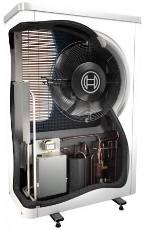 Воздушный тепловой насос Bosch Compress 6000 AW 9