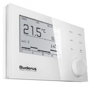 Пульт управления Buderus Logamatic RC310 White