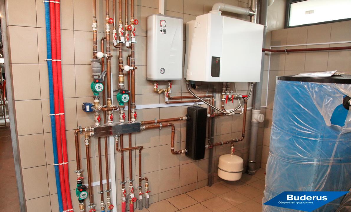 точки, стоимость монтажа газового котла для отопления частного дома выбрать: раннее бронирование