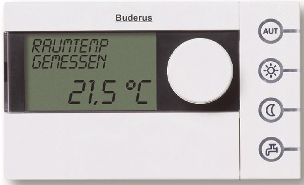 Комнатный регулятор Buderus Logamatic RC 25 RU (снимается с производства)