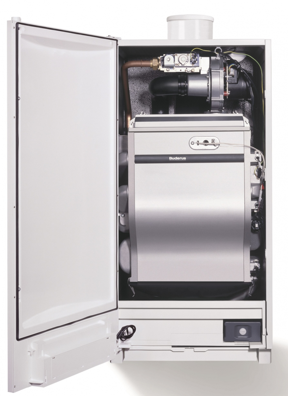 Газовый конденсационный настенный котел Buderus Logamax plus GB162-100 Version 2