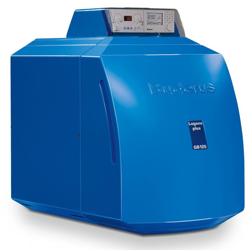 Жидкотопливный конденсационный котел Buderus Logano GB125-30 BE