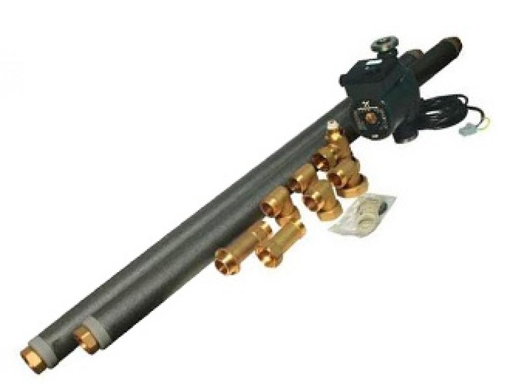 G124 соединение с водонагревателем L135-160