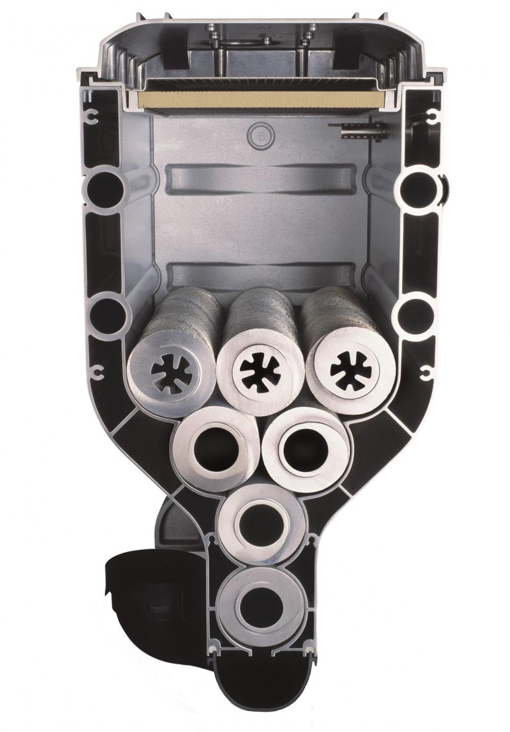 Газовый конденсационный настенный котел Buderus Logamax plus GB162-85 Version 2