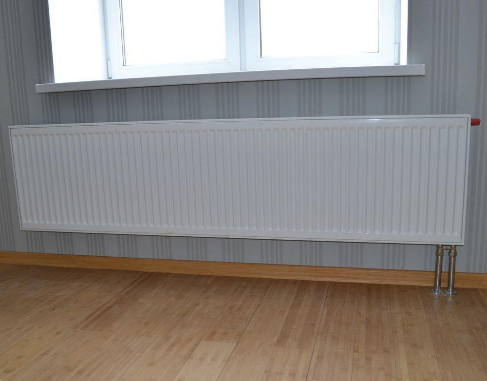 Стальной панельный радиатор Buderus Logatrend VC-Profil 11/400/800 R