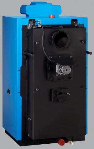Твердотопливный газогенераторный котел Buderus Logano S121-2 38 (снимается с производства)