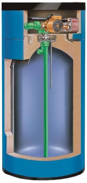Буферная емкость Buderus Logalux SF400/5