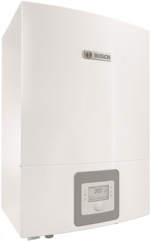 Воздушный тепловой насос Bosch Compress 6000 AWE 13-17