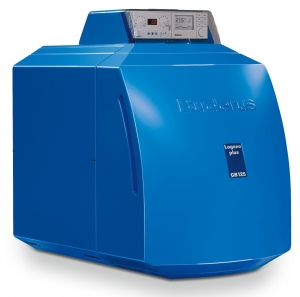 Жидкотопливный конденсационный котел Buderus Logano GB125-35 BE