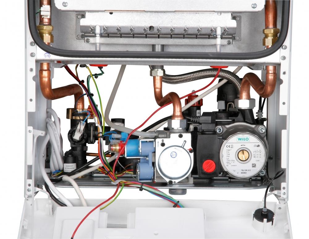 Газовый настенный котел Buderus Logamax U072-24K